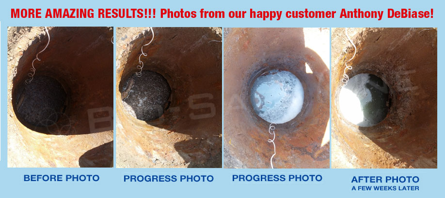Septic Tank Cleaners : Bio-Safe One: How Bio-Safe Works